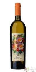 """Kerner """" Flower line """" 2015 pozdní sběr Mikrosvín  0.75 l"""