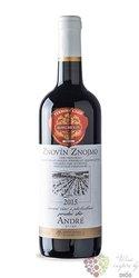 André 2018 pozdní sběr z vinařství Znovín Znojmo     0.75 l