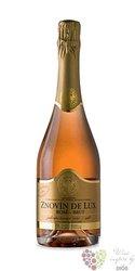 De Lux Rosé Brut 2008 šumivé víno z vinařství Znovín Znojmo     0.75 l