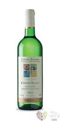Chenin blanc 2011 moravské zemské víno z vinařství Znovín Znojmo     0.75 l