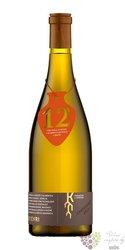 """Chardonnay """" Kvevri """" 2013 Trávníček & Kořínek  0.75 l"""