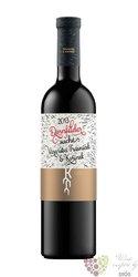 Dornfelder 2013 moravské zemské víno Trávníček & Kořínek  0.75 l