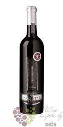 """Dornfelder """" Stříbrná řada"""" 2014 moravské zemské víno Vinné sklepy Zapletal Velké Bílovice   0.75 l"""