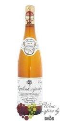 Ryzlink rýnský 2009 pozdní sběr z vinařství Žernoseky     0.75 l