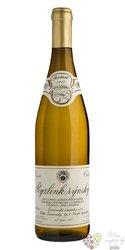Ryzlink rýnský 2015 pozdní sběr vinařství Žernoseky  0.75 l