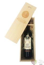 Šlechtitelka dřevěná krabička na jednu lahev vína 0.75 l