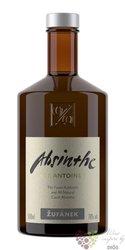 "Absinthe "" St. Antoine "" Czech absinth by distillery Žufánek 70% vol.   0.50 l"