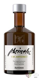 "Absinthe "" St. Antoine "" Czech absinth by distillery Žufánek 70% vol.   0.10 l"