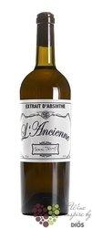 "Absinthe "" Anciene "" Czech absinth by distillery Žufánek 65% vol.   0.75 l"