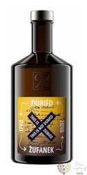 "Absithe "" This is Not Dubied "" Czech absinth by distillery Žufánek 70% vol.  0.50 l"