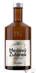 Medovy liqueur Moravian by distillery Žufánek 35% vol. 0.50 l