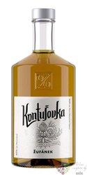 Kontušovka legendary moravian liqueur Žufánek 40% vol.   0.50 l