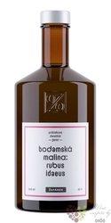"Geist "" Bodamská malina "" moravian spirit by Žufánek 42% vol.  0.50 l"