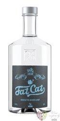 "Gin "" Fat Cat "" moravian gin by Žufánek 45% vol.  0.50 l"